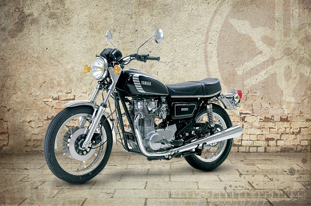 Yamaha-XS